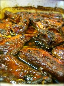 Cantonese Pork Spare Ribs