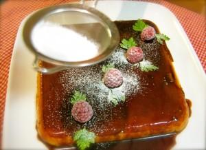 Crème Caramel, flan