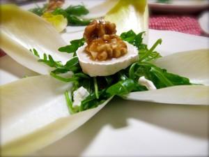 Goat's Cheese Salad (Salade de fromage de chèvre)