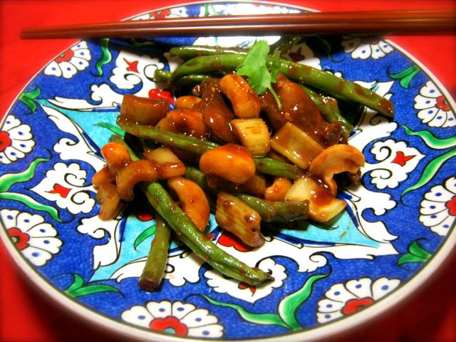 Cantonese Chicken Cashew Stir-Fry Adventures in Gastronomy