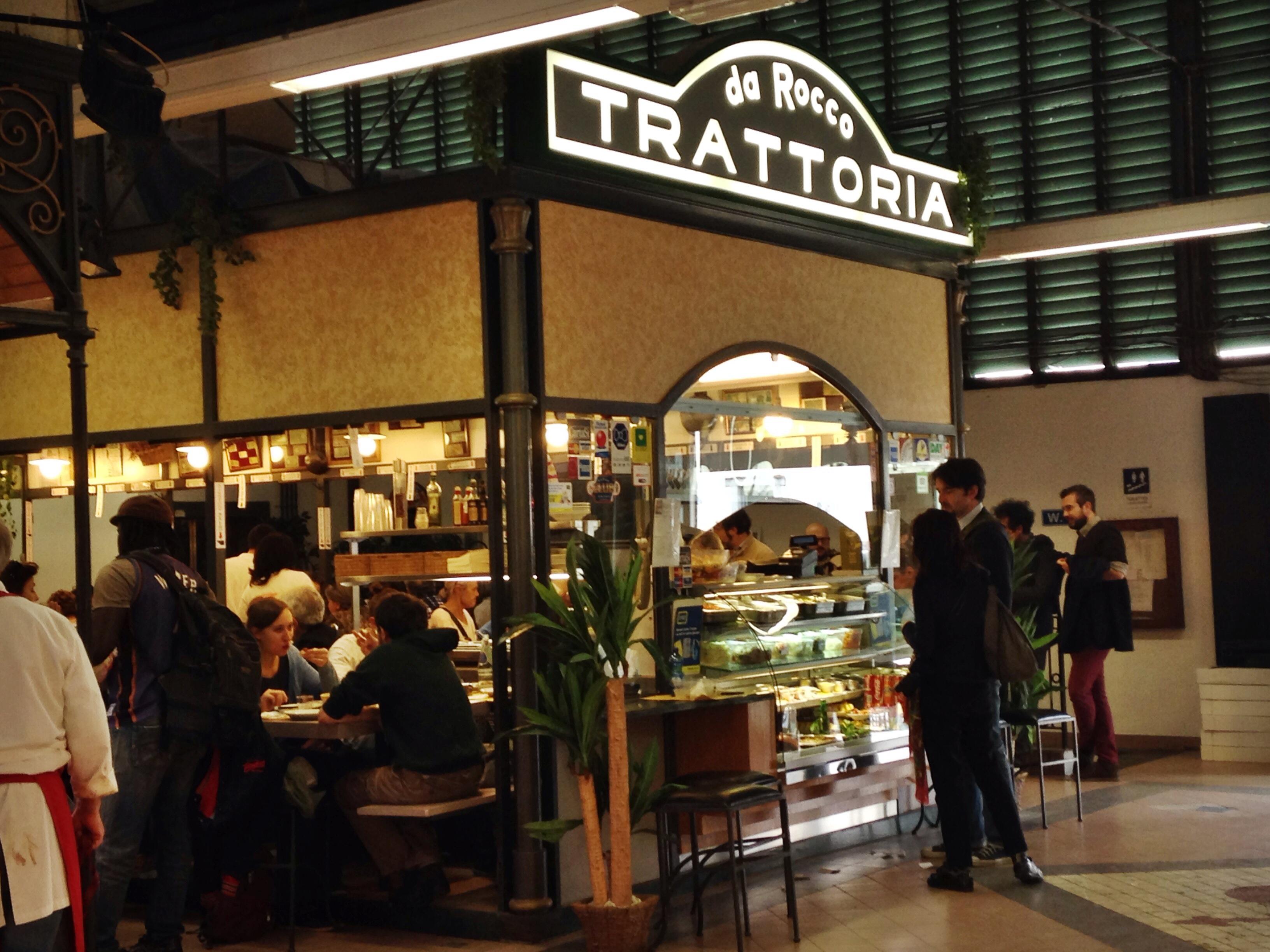 Image result for Trattoria Da Rocco